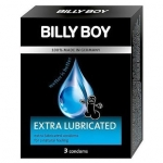 Billy Boy Extra Lubricated 3-pack