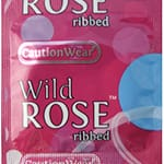 Caution Wear Wild Rose